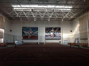 德令哈网球馆